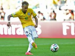 Calm, Cool, Collected, the one, the only, Neymar Jr.