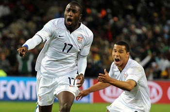 Altidore will be the key to the Yanks' success against Ghana.