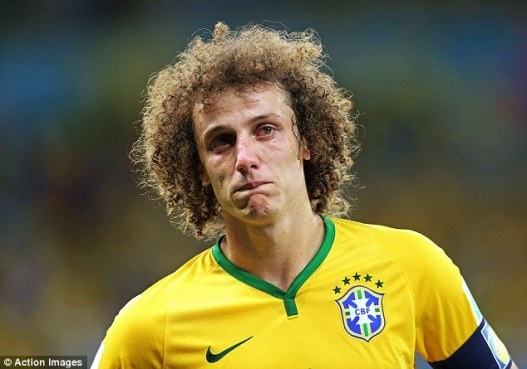 David Luiz's pain was real, but he played brilliantly against Colombia, and Brazil will need him to rebound from this moment.