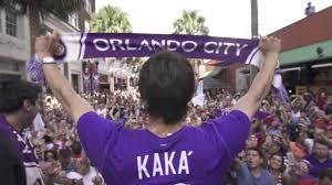 Kaka reveals decision to play at Orlando FC to screaming crowd