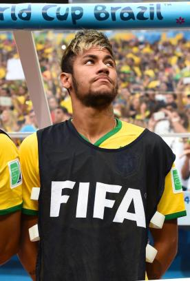 Neymar has asserted himself as one of the best soccer players in the world.