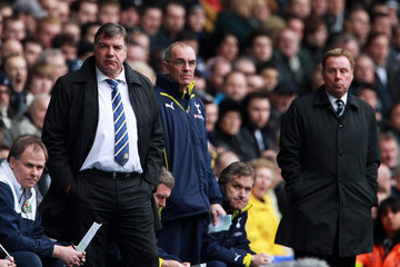 Allardyce and Redknapp just being themselves.