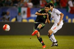 Will Oribe Peralta be able to help El Tri regain Gold Cup Glory?
