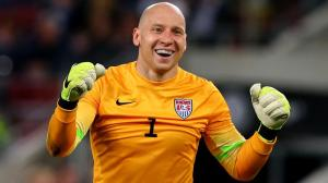 Brad Guzan has been the bedrock of the U.S. team throughout the group stage.
