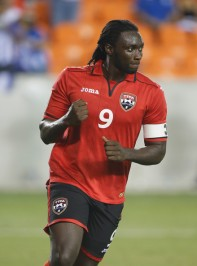 Kenwyne Jones will have to continue making dangerous runs and causing problems for defensive lines if the Soca Warriors want to keep their Cinderella Story alive.