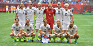 All of these World Cup winners played college soccer