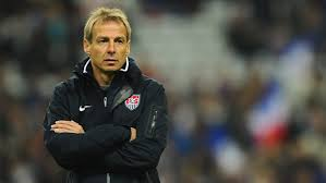 There is massive pressure on Klinsmann to deliver a positive result